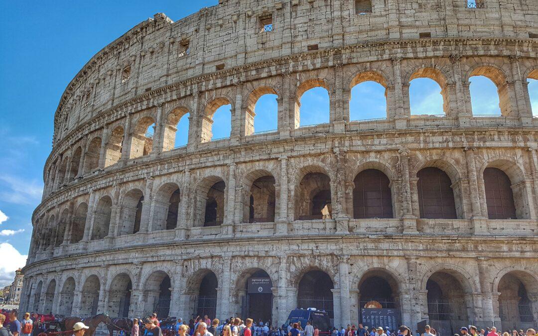 La pas prin Roma – Cetatea Eterna