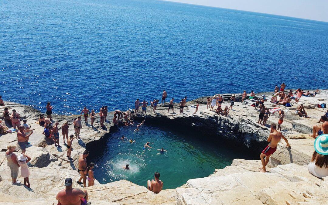 Thassos – Insula de smarald din Marea Egee