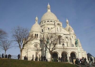 Bazilica Sacré-Cœur din Paris