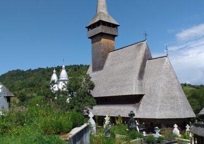 Biserici lemn Maramures