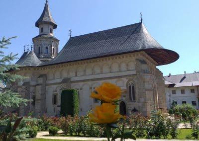 Manastirea Putna Bucovina