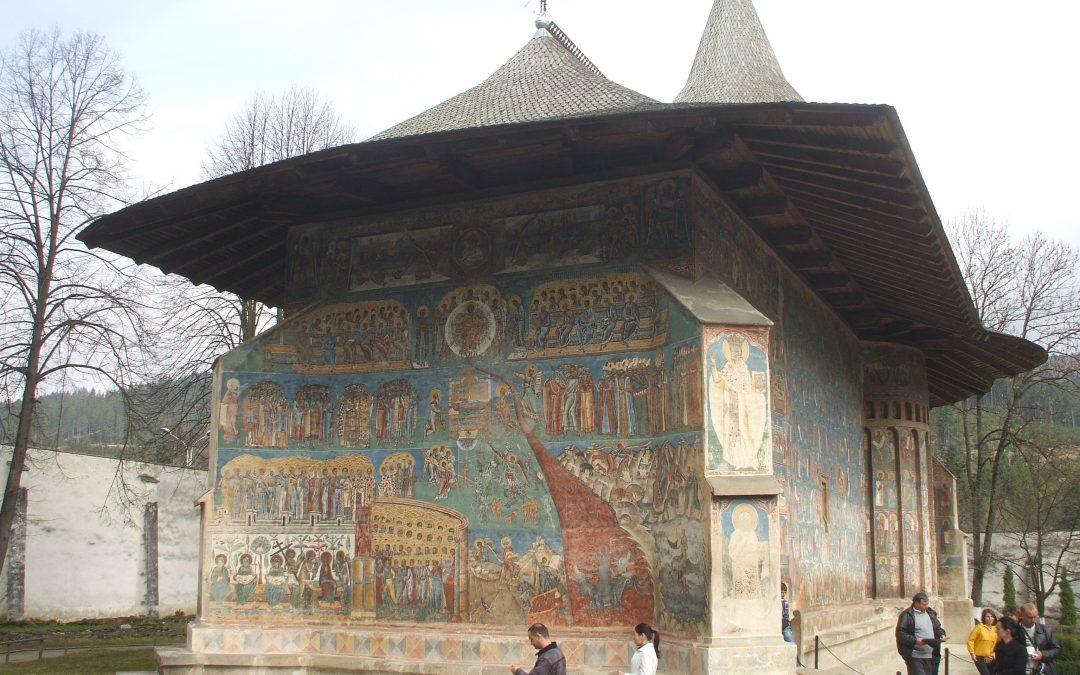 Manastirea Voronet Bucovina – legenda și istoria unui locaș minunat