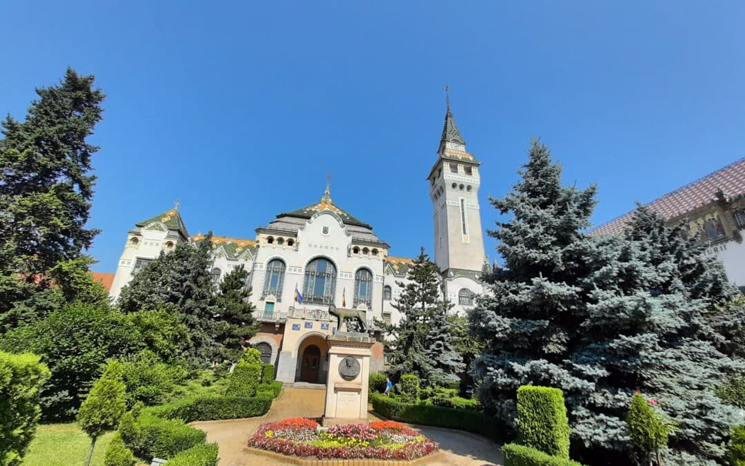 Târgu Mureș – Un City Break in Orasul Trandafirilor